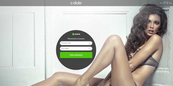 Hae seksiseuraa heti C-Date -sivustolta!
