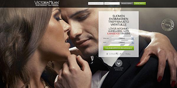 Hae salaista seuraa heti Victoria Milan-sivustolta! Klikkaa tästä!